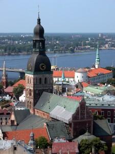 De dom van Riga