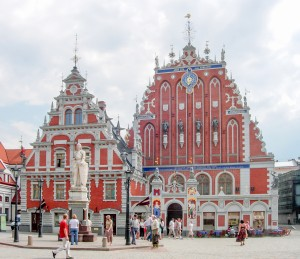 Oude stad Riga
