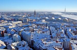 Weer en klimaat Riga